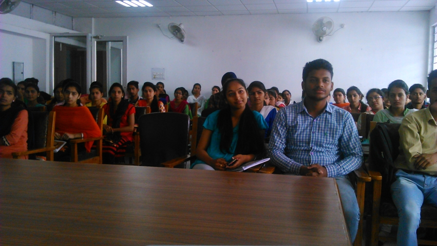 Career Counselling at Government Shivalik College, Naya Nangal